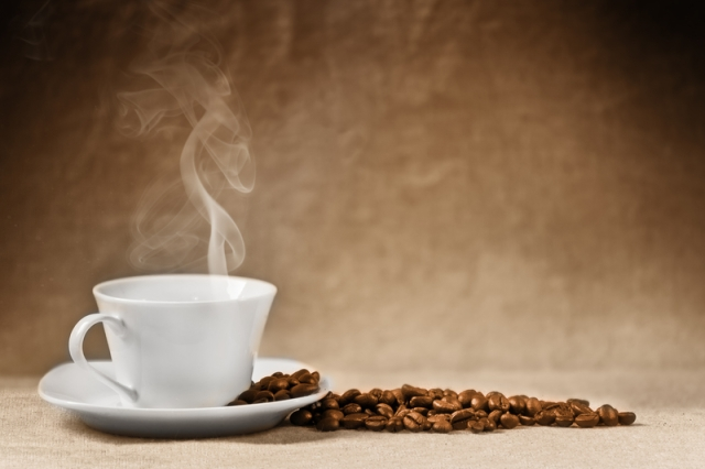 Steaming-Cup-of-Coffee